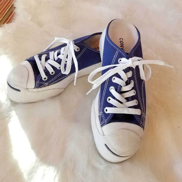 64fb9752418a Converse Shoes - Vintage Converse Slip-on Mules